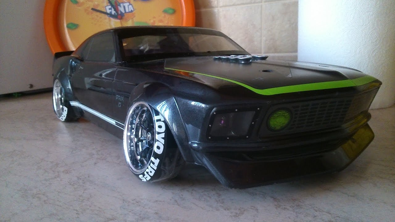 Rc Drift Mustang Rwd Sprzedam Youtube
