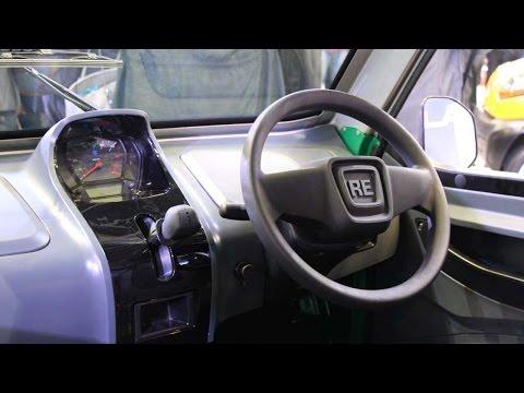 Bajaj Auto RE60 quadricycle Small Car ( Bajaj 4 Wheeler )