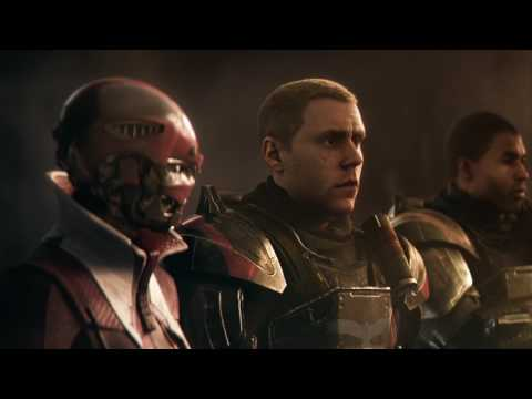 """Destiny 2 - Official """"Rally the Troops"""" Worldwide Reveal Trailer (2017)"""