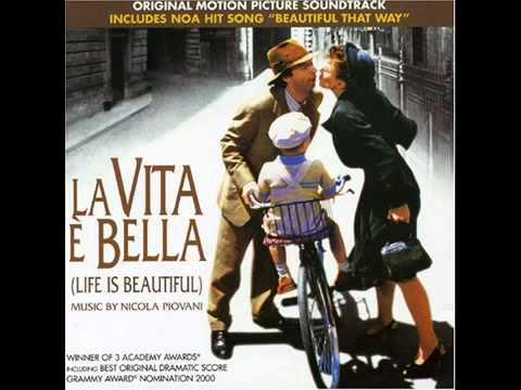 La vita è bella - Colonna sonora (original soundtrack) - brano: