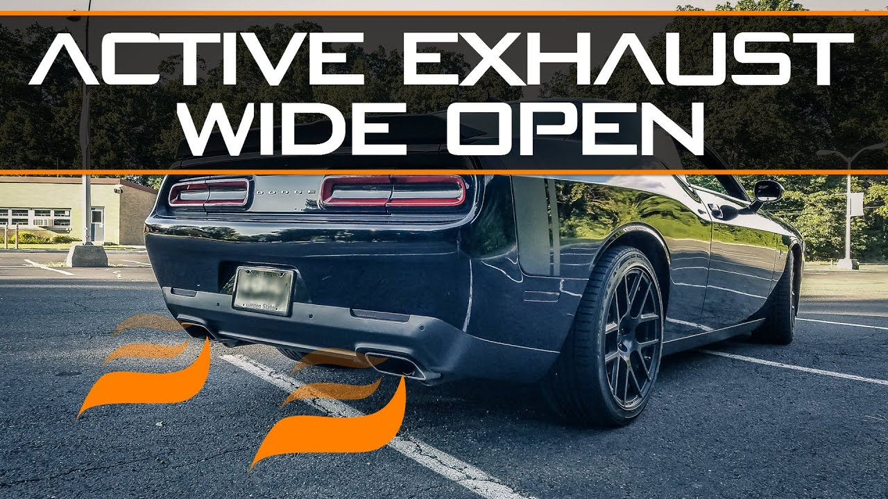 zAutomotive TaZer - Active Exhaust Wide Open SRT Track ...