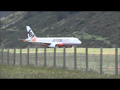 Queenstown Airport New Zealand Jetstar 294