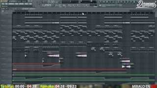 Alesso & Dirty South - City Of Dreams (Dammi Remake) + FLP DOWNLOAD