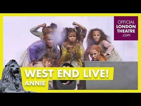 West End LIVE 2017: Annie