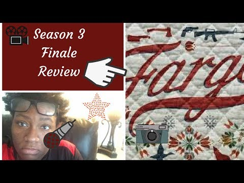 Fargo Season. 3 Episode. 10 Finale Review/ Recap