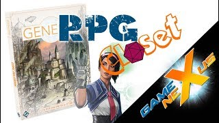The RPG Closet: Genesys Role Playing Game Review