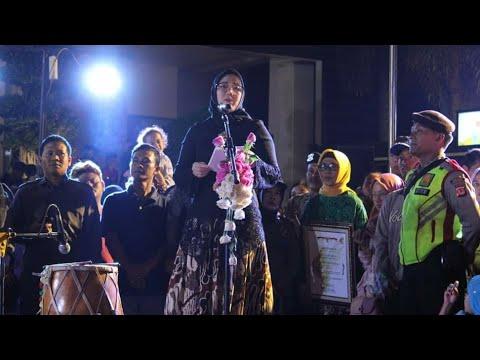 PEMBUKAAN FESTIVAL TARI KOLOSAL JAIPONG 1000 PENARI || Bagea Milangkala Purwakarta Istimewa