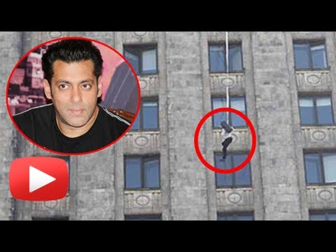 Salman Khan Risks His Life For KICK Movie