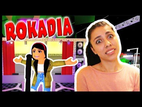BECOMING A FAMOUS POP STAR! - Rokadia - Roblox