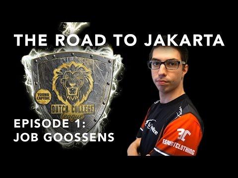 The Road To Jakarta : Episode 1 Job Goossens