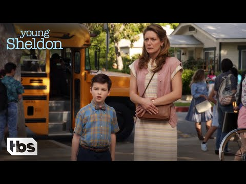Young Sheldon: First Day of High School