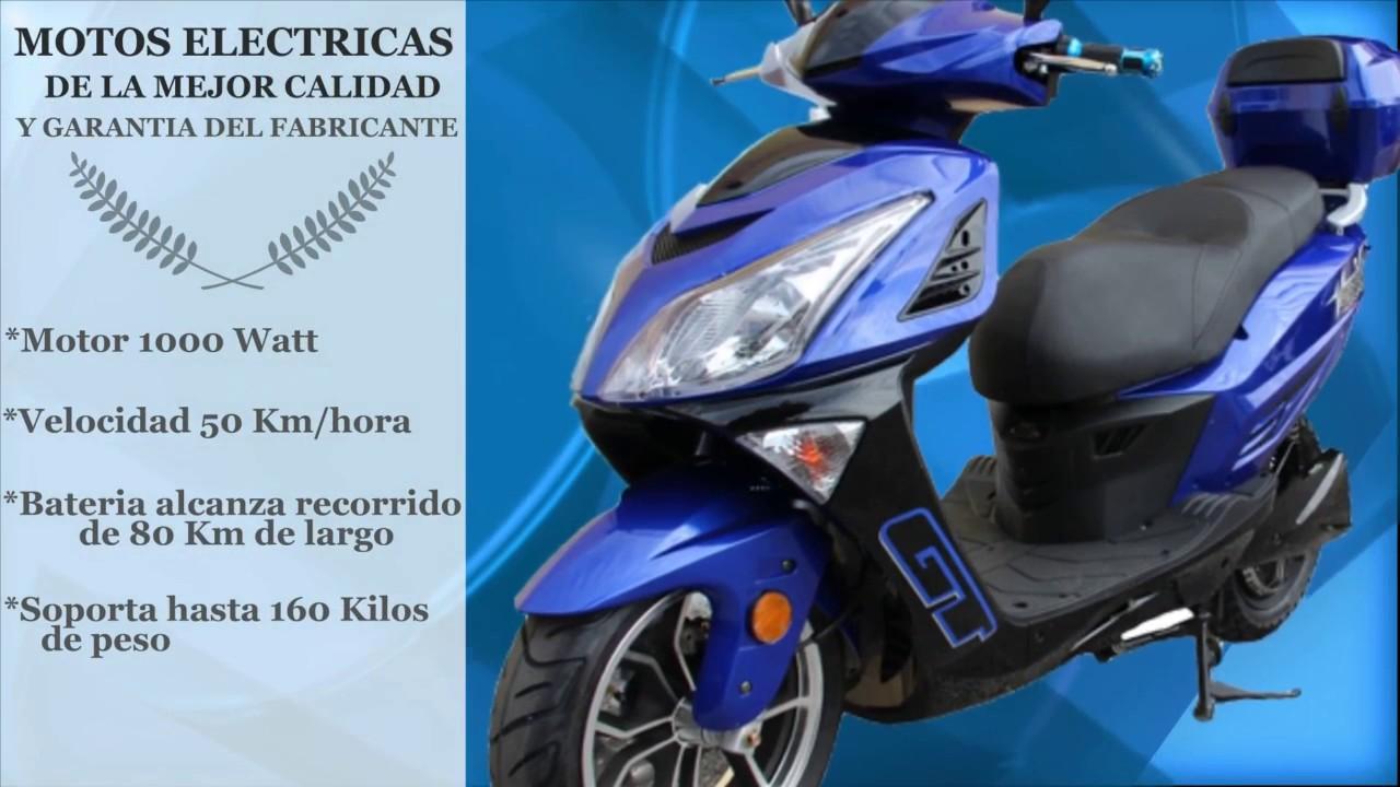 Motos Eléctricas para Cuba - Cubamax