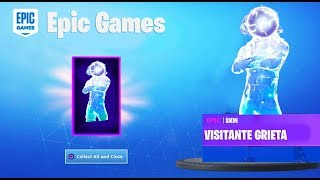 SKIN HIDDEN ZERO POINT in Fortnite!