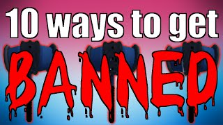 10 ways to get banned on ROBLOX 3