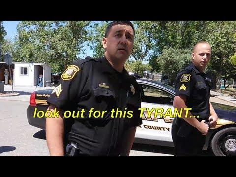 French Camp Sheriff's Operation center & Jail complex. (We need to see your ID) 1st Amendment Audit.