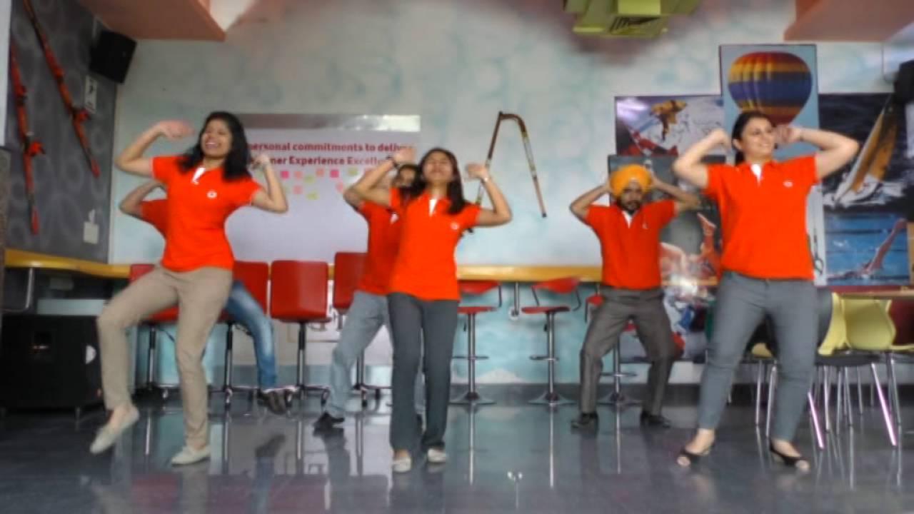 #Hakkebakke Team Marketing - Vodafone Punjab