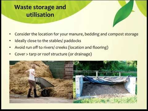 Horse SA Webinar:  Composting for Horse Properties with MB Equine Services