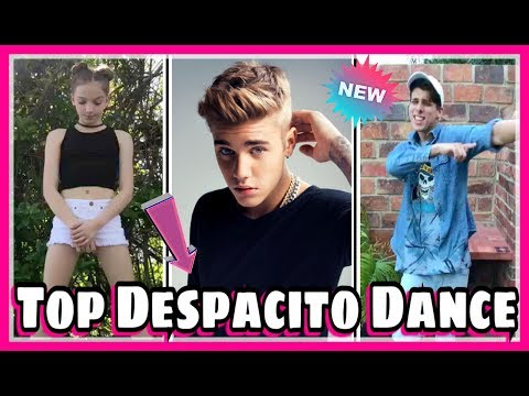 Justin Bieber Despacito Top Dance Musical.ly Challenge 2017