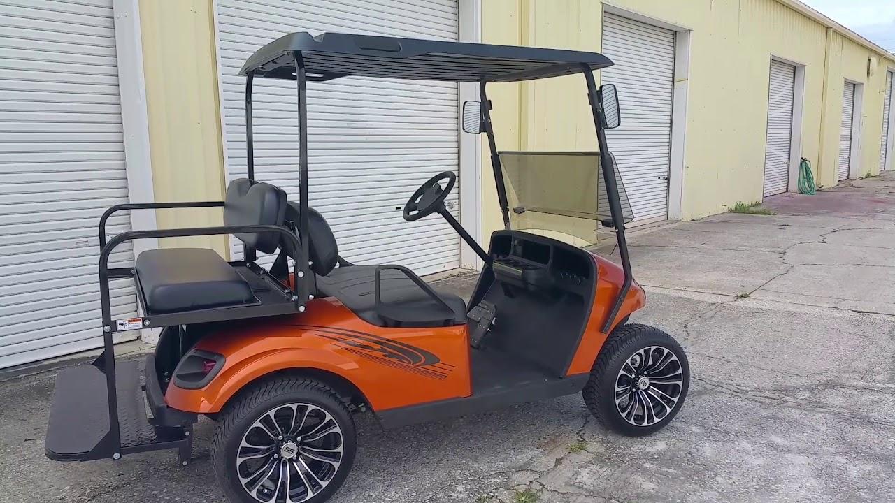 Custom Sunburst orange 2014 EZGO golf cart for sale - YouTube on hummer limousine, hummer ambulance, hummer limo, pool cart, hummer snow plow, hummer go kart, car cart, hummer h2, hummer wheelchair, hummer mom, hummer golf car, hummer sedan, hummer commercial, hummer drawing, hummer tumblr, hummer one, hummer club, hummer girl, hummer off-road, hummer sport,