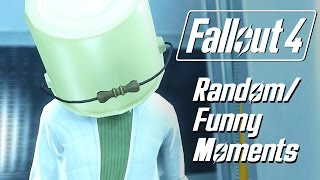 Fallout 4 - *SPOILER* Random/Funny Moments