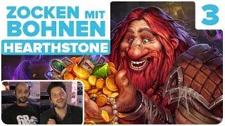 [3/4] Hearthstone: Heroes Of Warcraft mit Sia und Simon | Zocken mit Bohnen | 01.09.2015