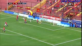 Gol Angelo Henriquez / Universidad De Chile 1 Vs 0 Union Española - Campeonato Scotiabank 2018