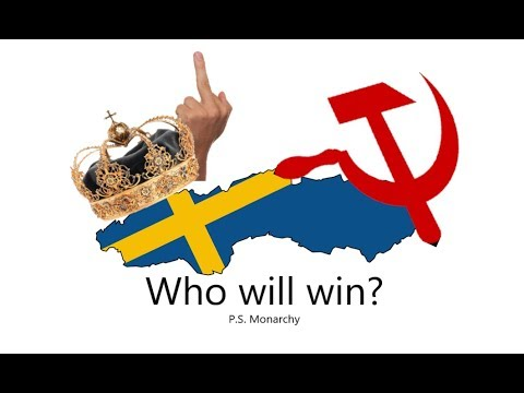 Hoi4 Sweden In the Name of the Tsar Ep 1: We're going to civil war town