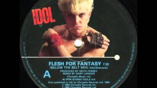 Billy Idol - Flesh For Fantasy (12