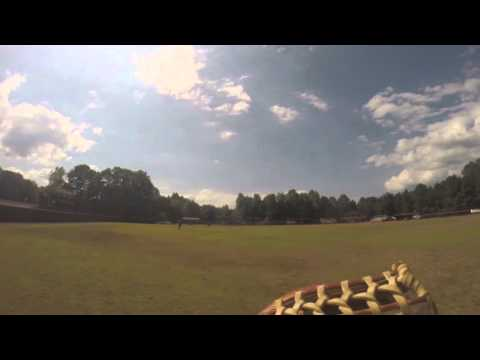 Marion Military Institute Baseball Fall Practice