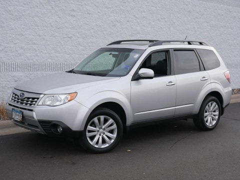2011 subaru forester 4dr auto 2 5x limited for sale in. Black Bedroom Furniture Sets. Home Design Ideas