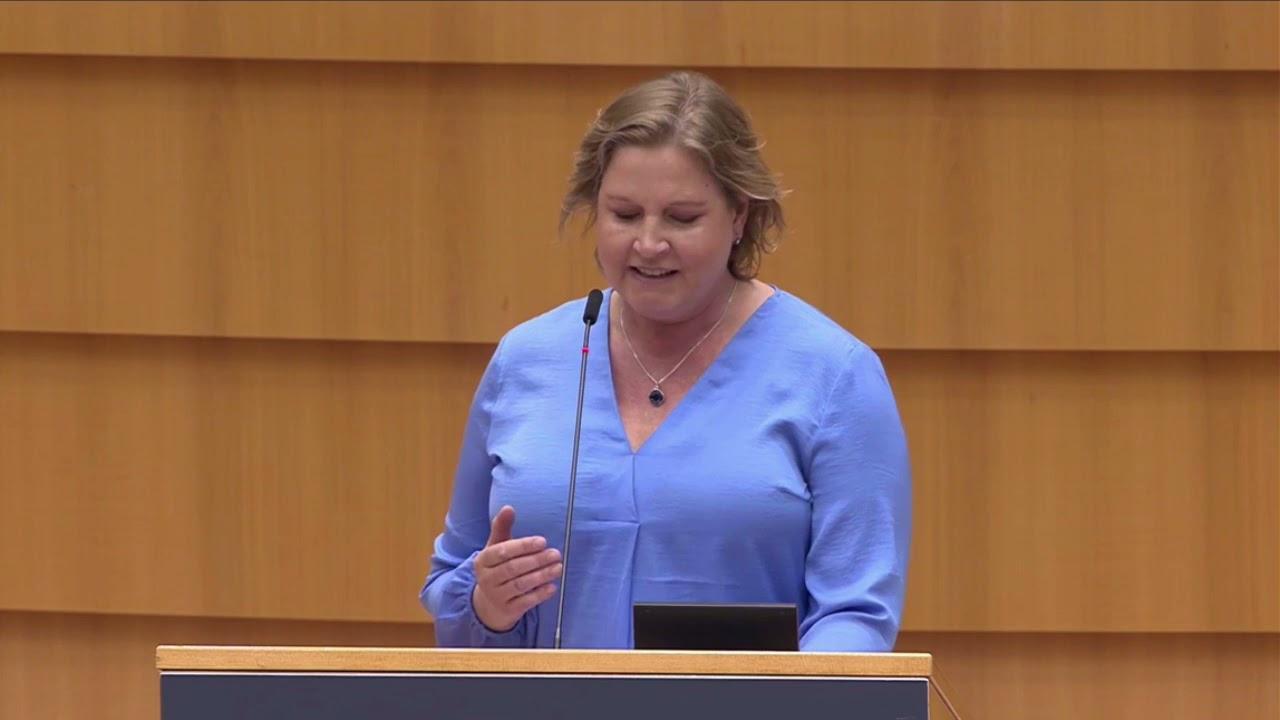 Karin Karlsbro 19 May 2021 plenary speech on Covid 19 challenge