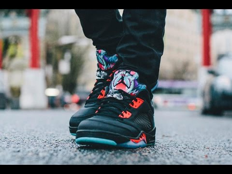 bc5dee713ea Chinese New Year | Unboxing Air Jordan 5 Low