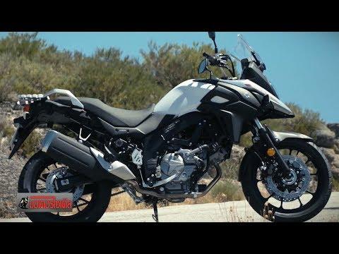Burgman 650 เปิดต่ำกว่า 400,000 V-Strom 1000 จัดหนักชน Africa twin เปิดตัวสค.60 : motorcycle tv