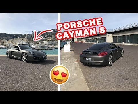 LA PORSCHE CAYMAN S 981 DE CÉDRIC, MON OBJECTIF PERSONNEL 😏