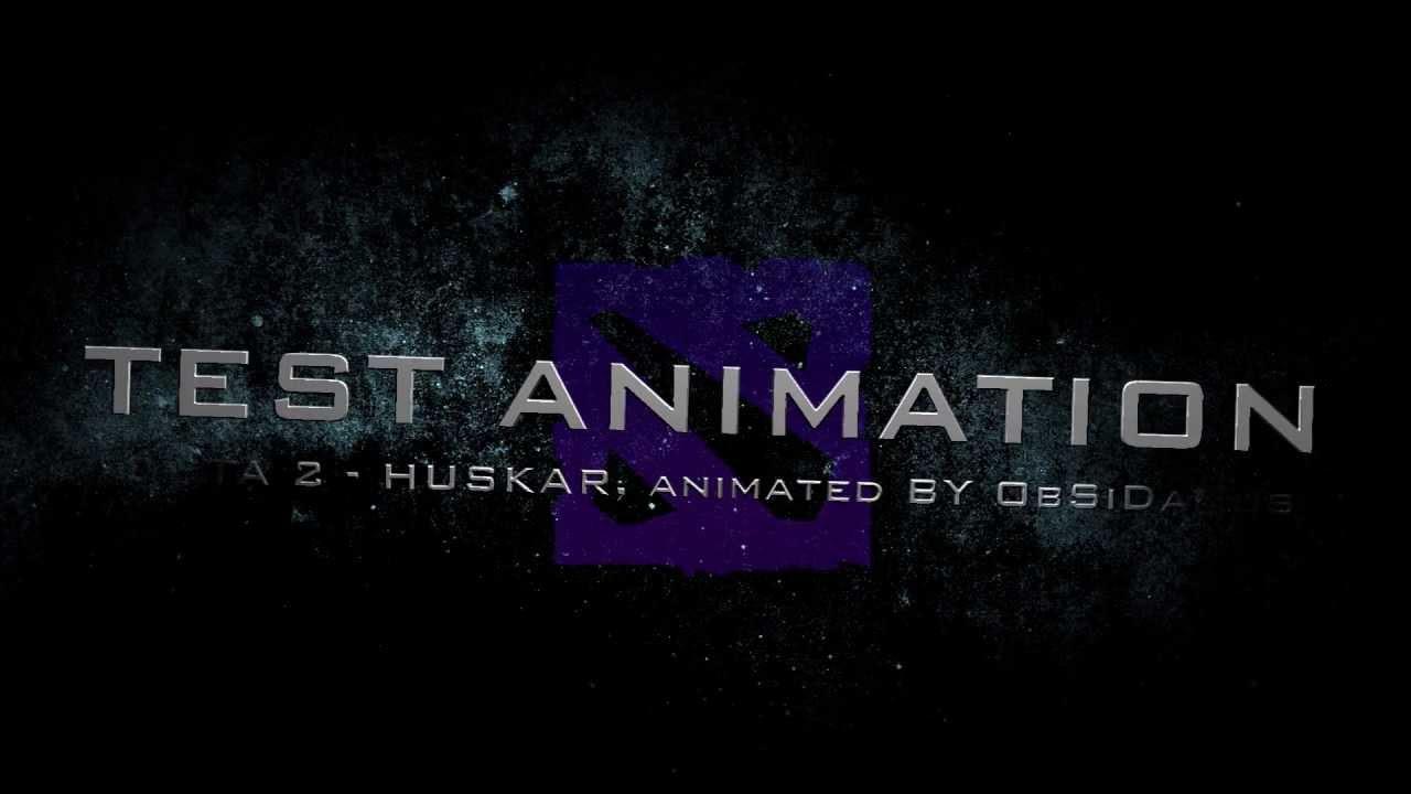 huskar dota 2 cinema 4d youtube