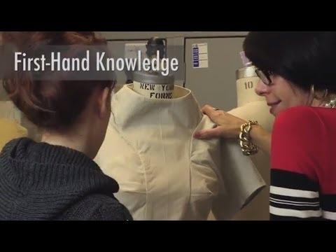 Fashion Techniques And Design Alumni Profile George Brown College Youtube