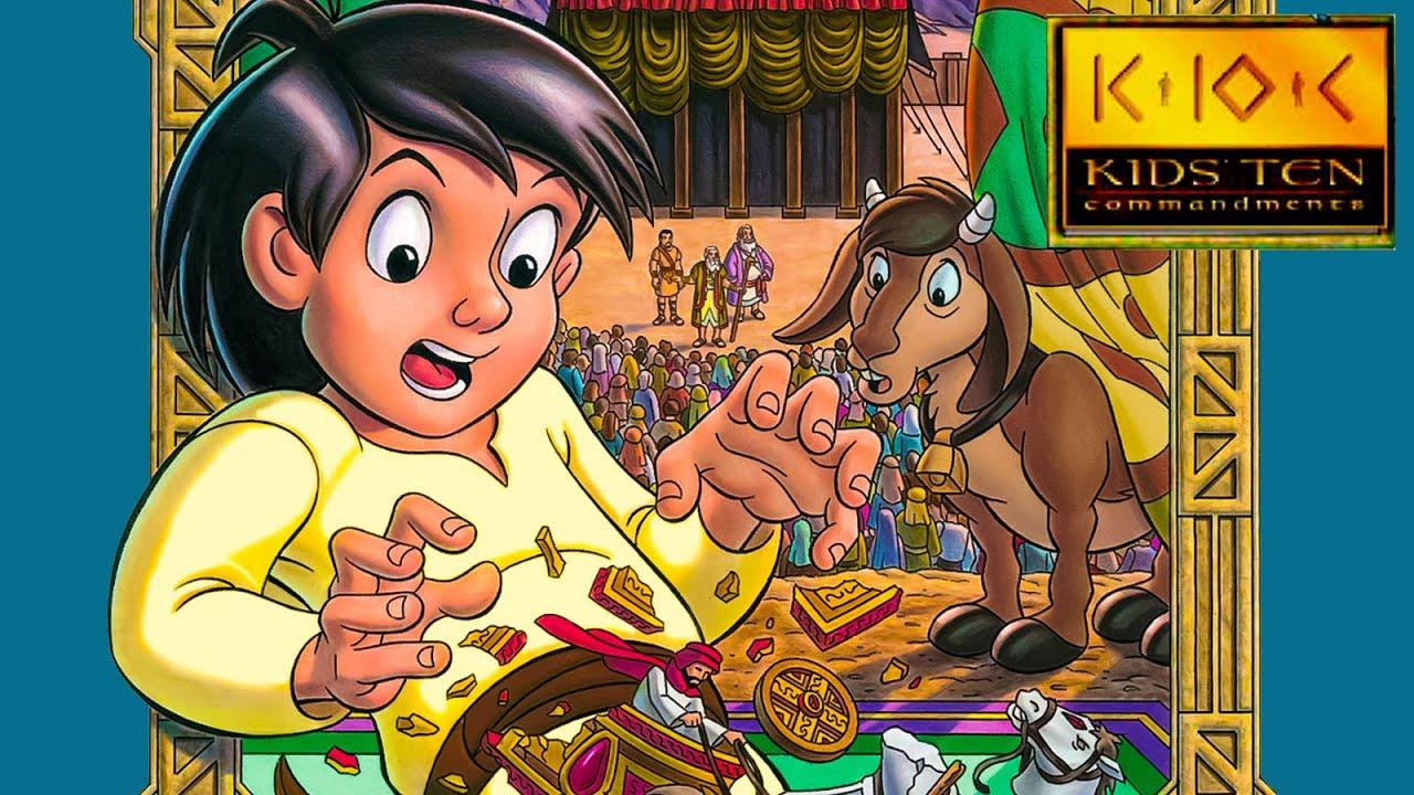 Download Kids 10 Commandments all episodes - Bible stories
