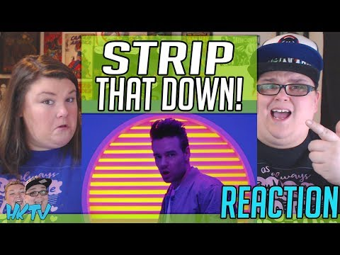 Liam Payne - Strip That Down (Official Video) ft. Quavo REACTION!! 🔥