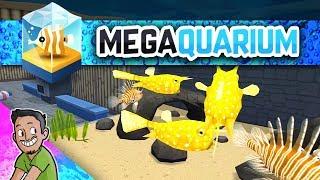 Jurassic Park But Fishier - MegaQuarium - #1