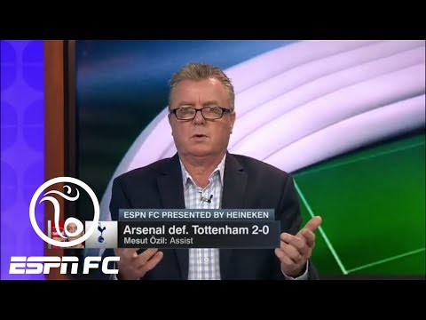 Steve Nicol passionately defends Arsenal star Mesut Ozil | ESPN FC