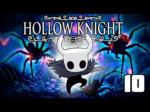 CREEPY CRAWLY - Hollow Knight Ep.10