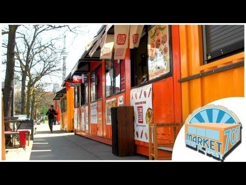 Market 707 ~Toronto New Tourist Attraction~