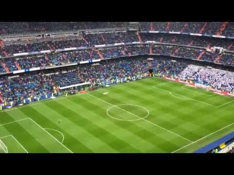 ¡Hala Madrid y nada más! @ Santiago Bernabeu / Real Madrid - Sevilla FC / 19.01.2019