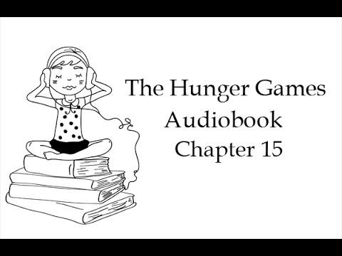 Голодные игры. И вспыхнет пламя. Глава 17. Аудиокнига на английском языке.