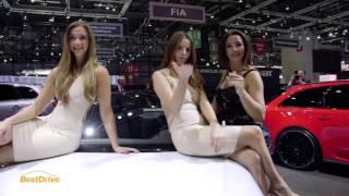 Les grands moments du Salon International de l'Automobile de Genève 2017