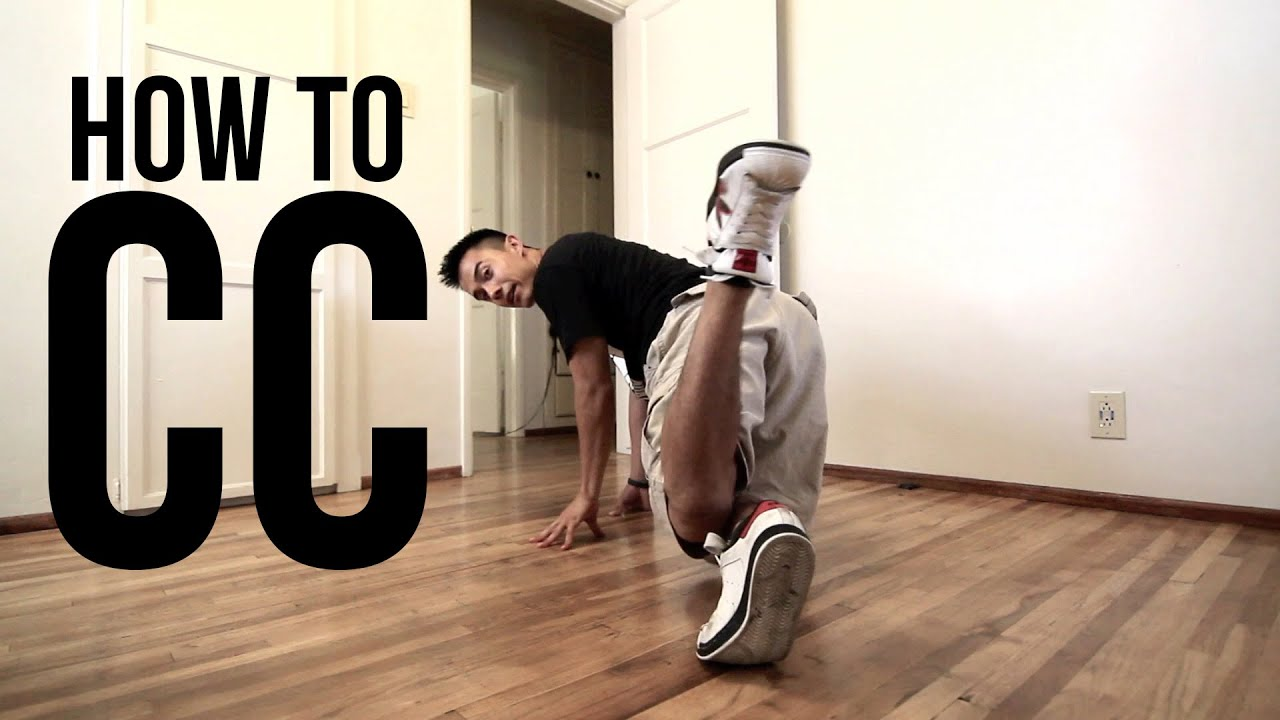 How to Breakdance   CC   Footwork 101