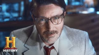 Project Blue Book: Hynek | New Drama Series | Tuesday January 8th 10/9c | HISTORY