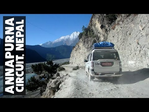 Has road construction ruined the Annapurna Circuit in Nepal?