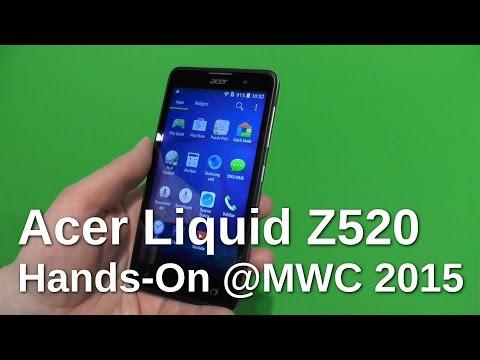 Acer Liquid Z520 Plus: Hands On mit dem preiswerten Fünfzöller - www.technoviel.de