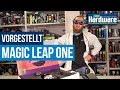 Magic Leap im Hands-On-Test: Ist Augmented Reality bereit für die Wirklichkeit?